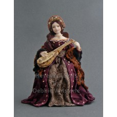 Costumed Doll - Anne Boleyn - SOLD