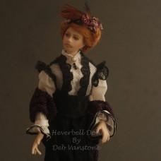 Costumed Doll - Adelia