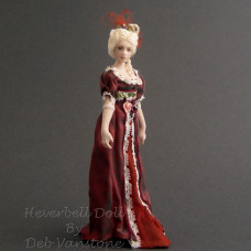 Costumed Doll - Agnes