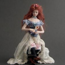 Costumed Doll - Avaline -SOLD