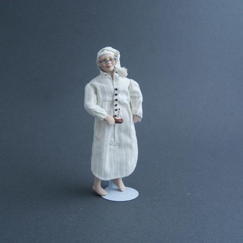 costumed doll benjaman
