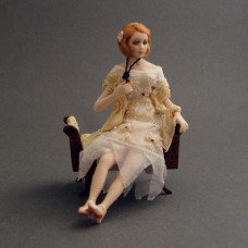 Costumed Doll - Bernice