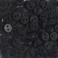 Two-Hole Buttons - Black