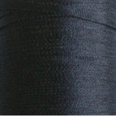 Silk Ribbon - Black - 2mm