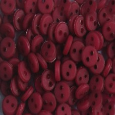 Two-Hole Buttons - Burgundy
