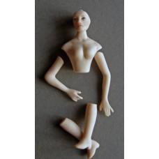 Doll Kit - Christa (long arm)