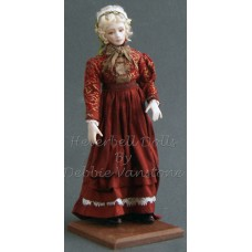 Costumed Doll - Christianna -SOLD