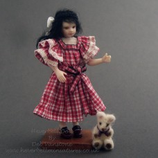 Costumed Doll - Cora & Ted