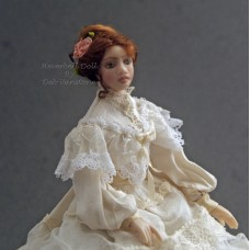 Costumed Doll - Ebba