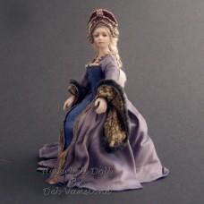 Costumed Doll - Elinor -SOLD
