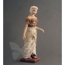 Costumed Doll -Emilia