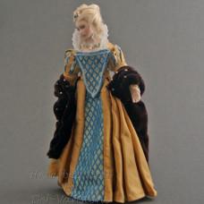 Costumed Doll  -  Lady Frances