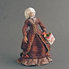 Costumed Doll - Heather SOLD