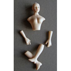 Doll Kit - Holly (short arm)