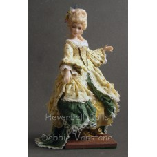 Costumed Doll - Isabella  -SOLD