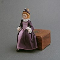 Costumed Doll - Isidora - SOLD