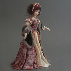 Costumed Doll - Lady Alice