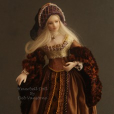 Costumed Doll - Lady Theia  -SOLD