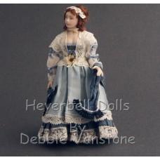 Costumed Doll - Marietta -SOLD