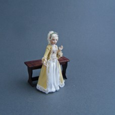Costumed Doll - Martha -SOLD