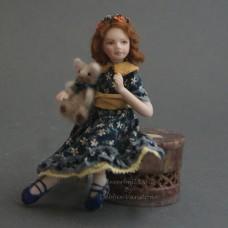 Costumed Doll - Mei - Sold