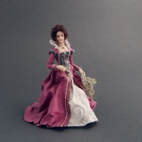 Costumed Doll - Millicent SOLD