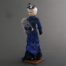 Costumed Doll - Miss Evangeline -SOLD