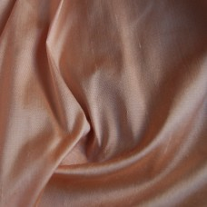 Silk Dupion - Peach