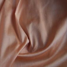 Silk Dupion - Peach