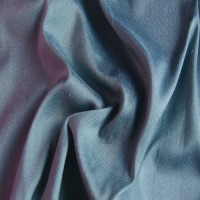 Silk Dupion - Summer Blue