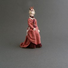 Costumed Doll - Virginia